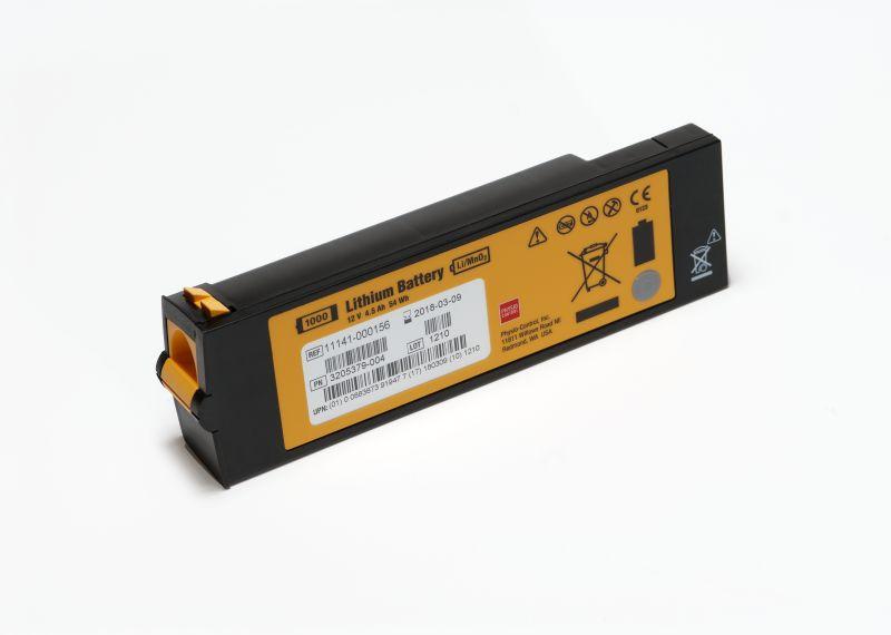 LIFEPAK® 1000 Batterie, nicht-wiederaufladbar