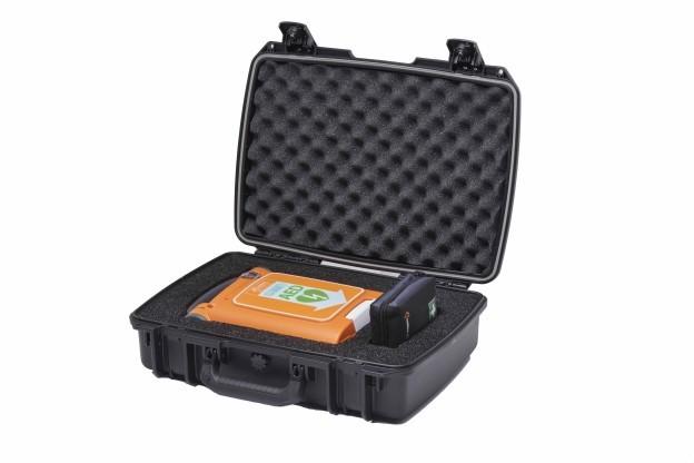 Pelican Koffer (wasserdicht) für Powerheart® G5