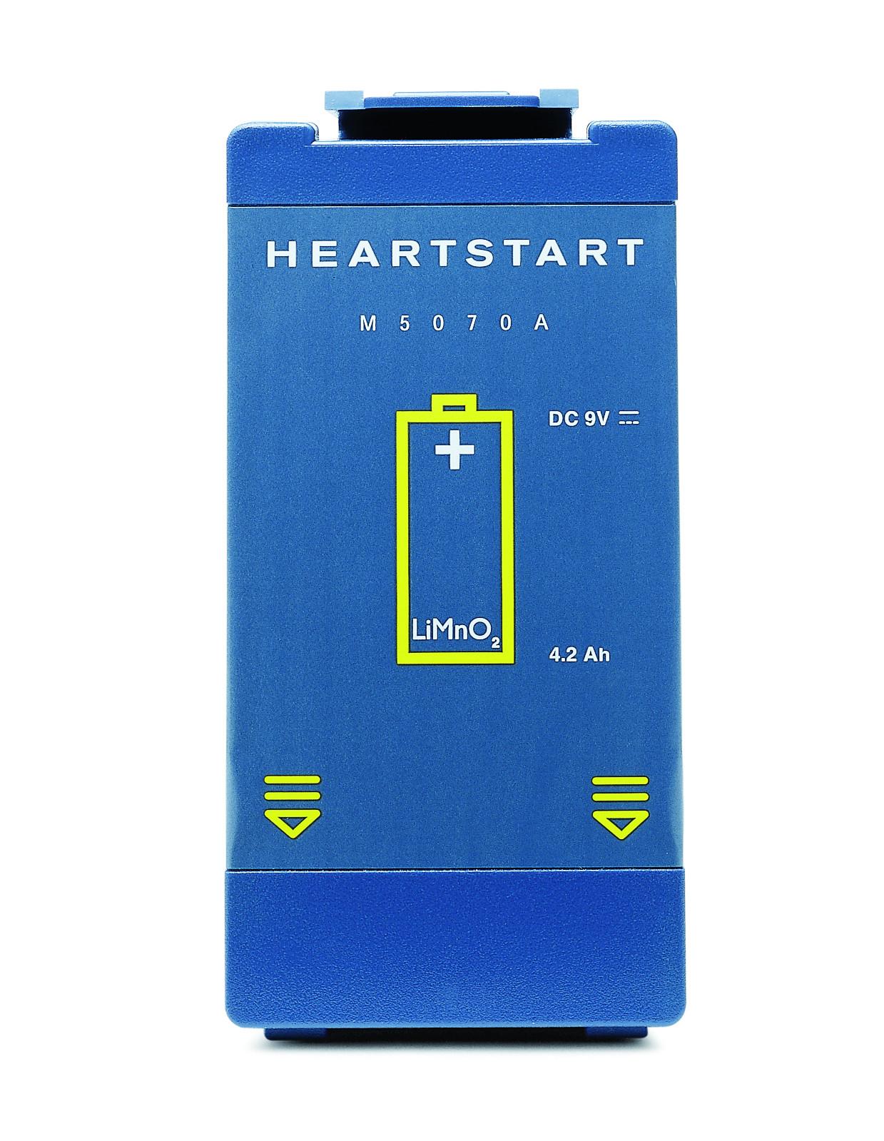 Langzeit-Einweg-Batterie für Philips HS1 und FRx, Original