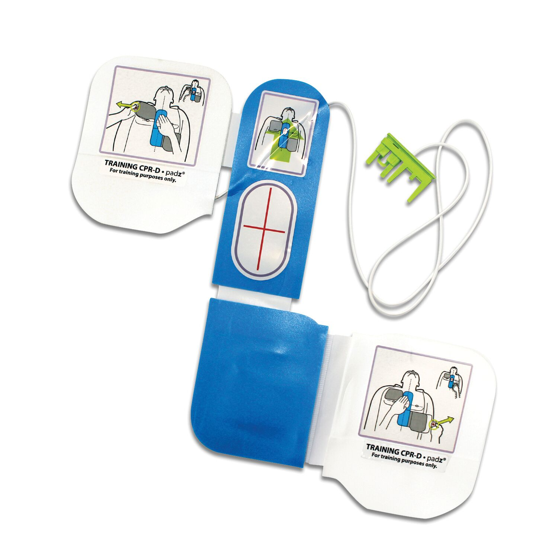 CPR-D Trainings-Elektrode (wiederverwendbar)