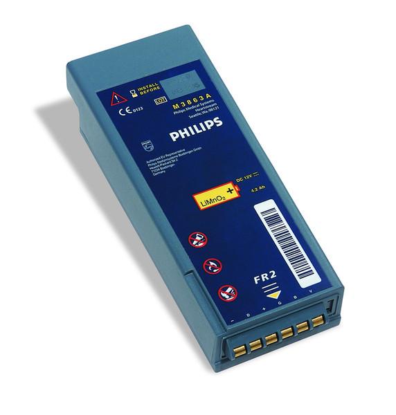 Langzeit-Einweg-Batterie für Philips FR2, Original