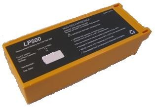 LIFEPAK® 500 Batterie | Nachbau