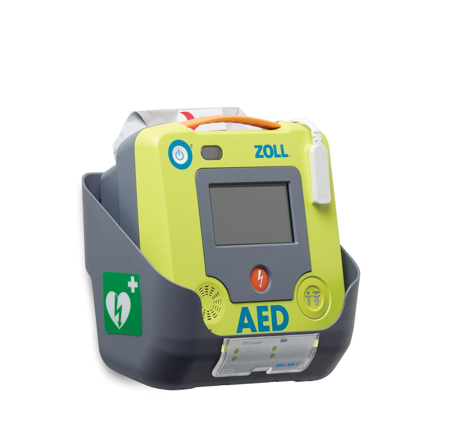 AED 3 Wandhalterung (nur für Gerät)