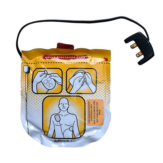 Lifeline VIEW, ECG und PRO Elektroden