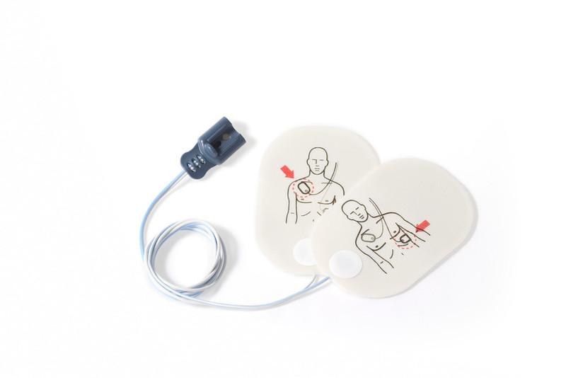 Defibrillationselektroden für FR2+