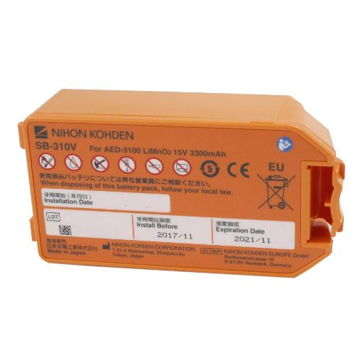 Langzeitbatterie für cardiolife 3100