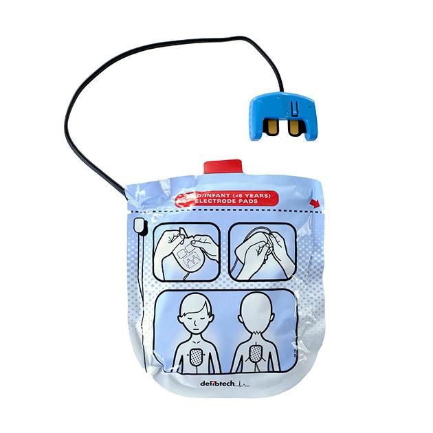 Lifeline VIEW, ECG und PRO Elektroden für Kinder
