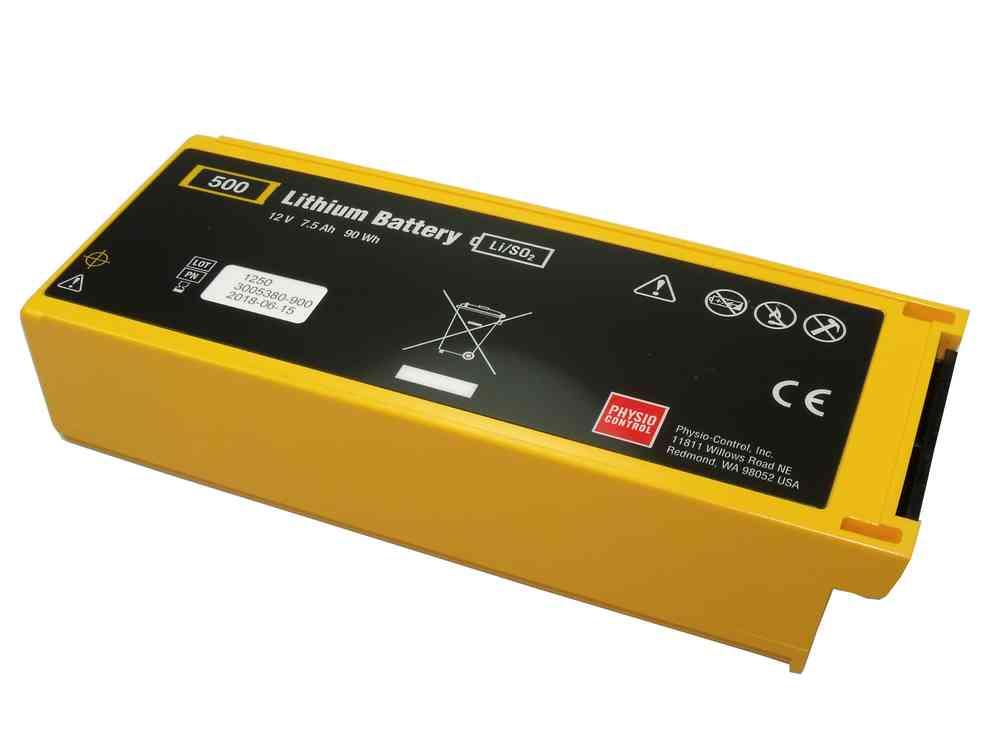 LIFEPAK® 500 Batterie | Original