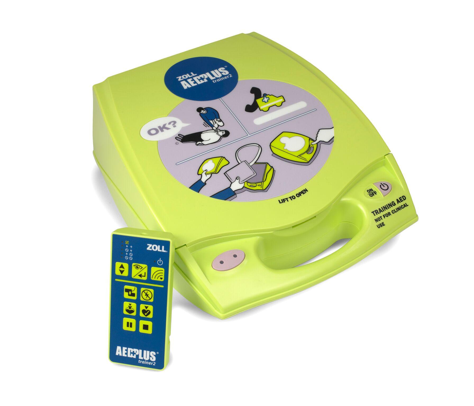 AED Plus Trainer II