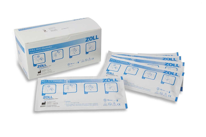 EKG Elektroden für AED Pro