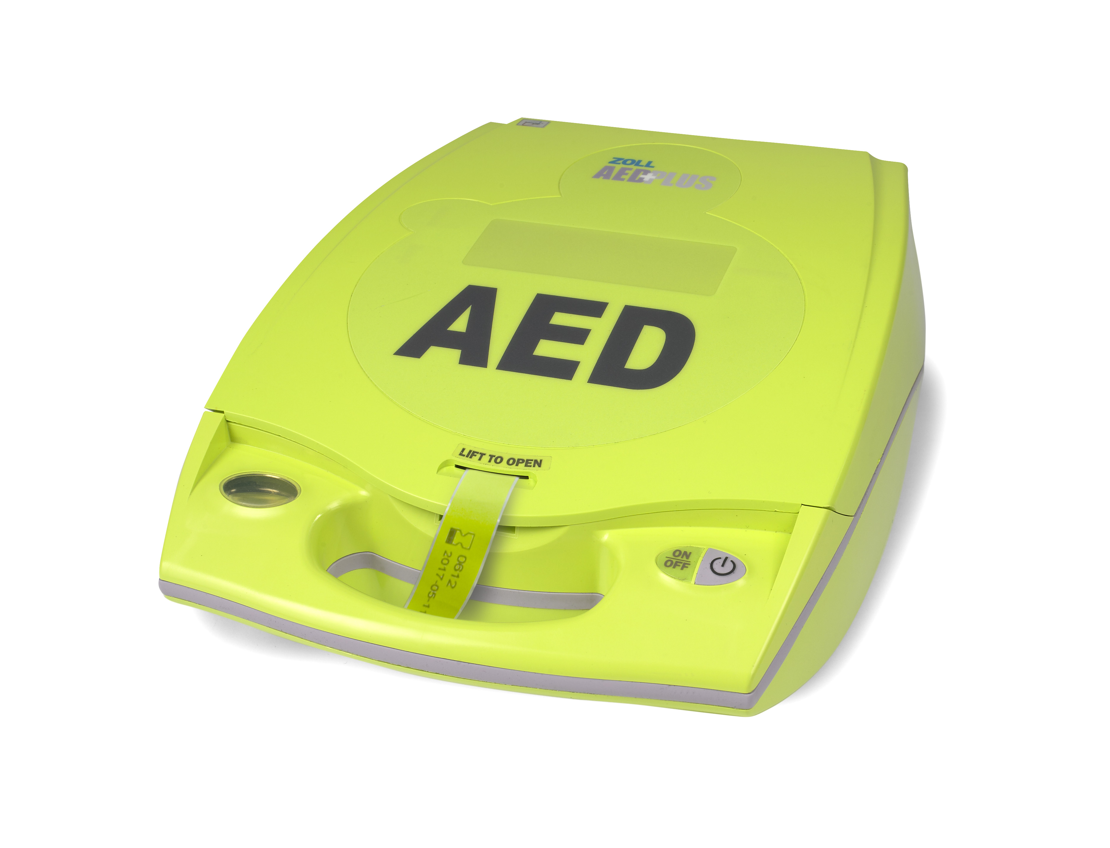 Zoll AED Plus Halbautomat