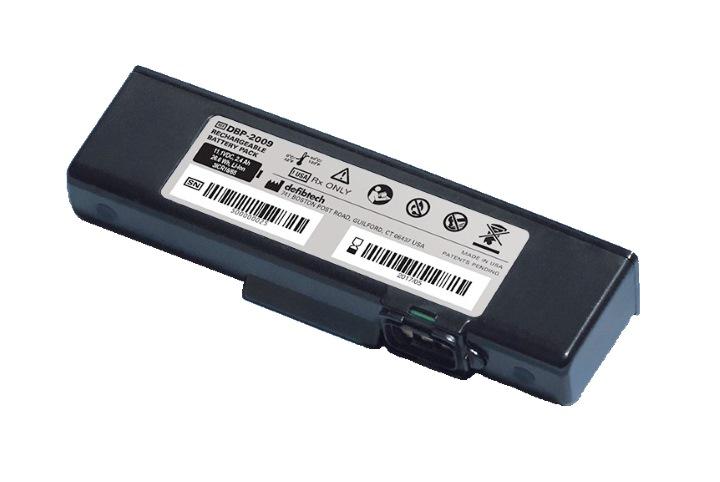 wiederaufladbare Batterie für Lifeline PRO, ECG und VIEW